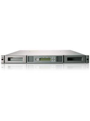 HP 1/8 G2 LTO-6 Ultrium 6250 Fiber Channel Autoloader