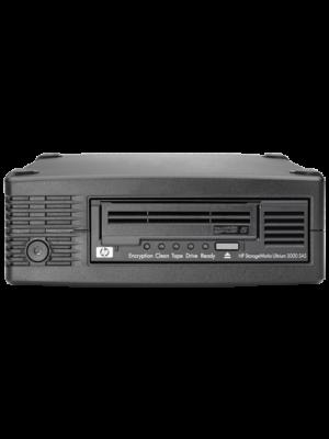 HP LTO5 Ultrium 3000 SAS External Tape Drive