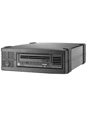 HP LTO-6 Ultrium 6250 External Tape Drive