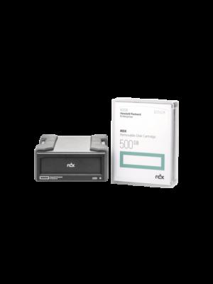 HP RDX+ 500GB External Backup System
