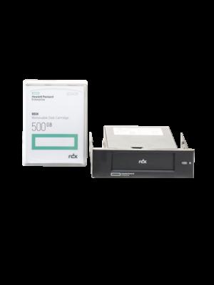 HPE RDX500 USB3.0 Internal Disk Backup System