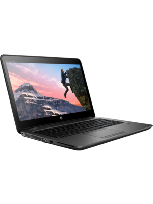 Zbook 14u G4 Core i5-7200U, HDD 1TB 8GB W10 Pro