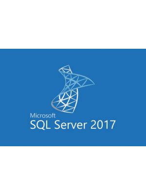 Microsoft SQL Server 2017 Standard User Cal